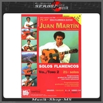 Play Solo Flamenco Guitar with Juan Martin Book/CD/DVD...